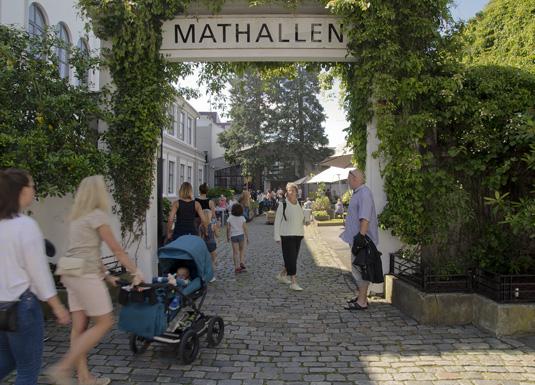 Mathallen i Stavanger