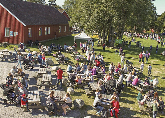 Fleire tusen besøker Gøy på landet på Hove leir i Aust-Agder årleg. Her frå arrangementet i 2015.