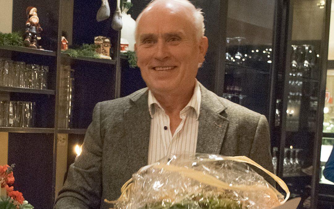 Ærespris til Kjell Åge Aardal