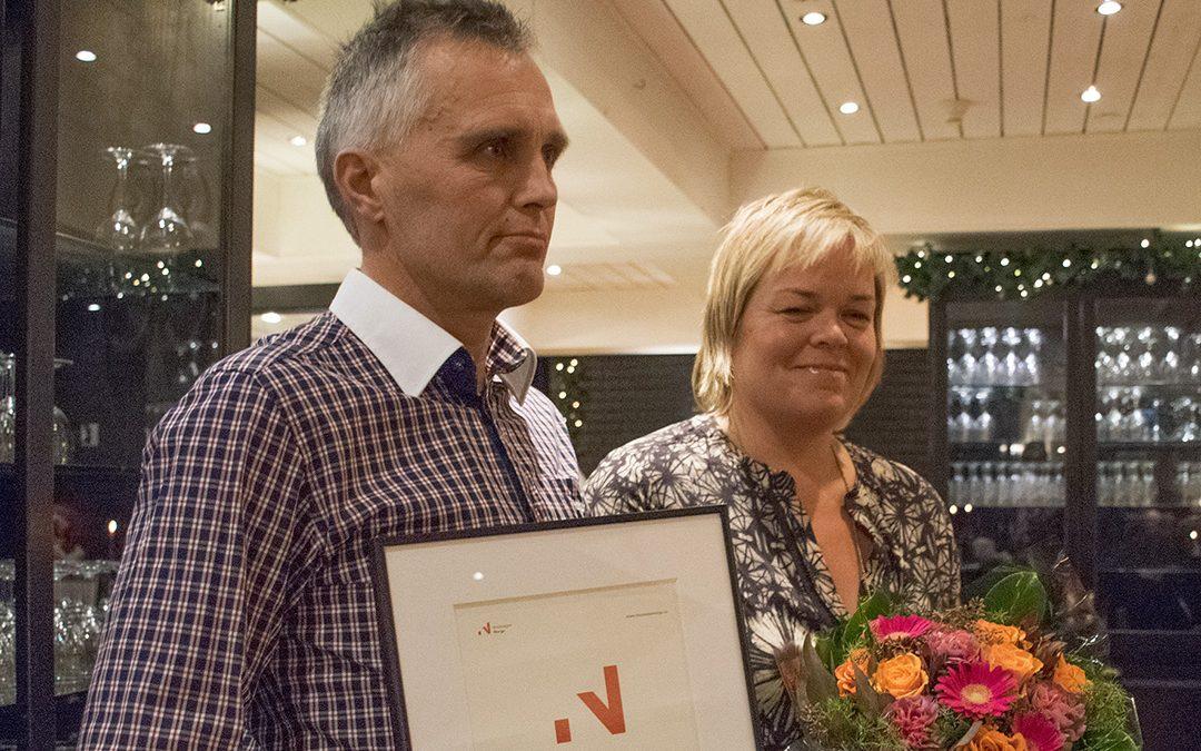 BU-pris til Voss Gardsslakteri