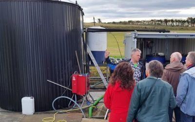 Biogasspilot på Jæren