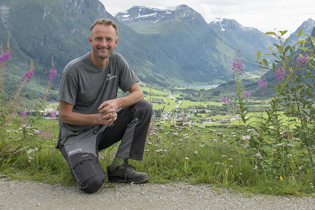Anders Felde, Sogn og Fjordane Bondelag