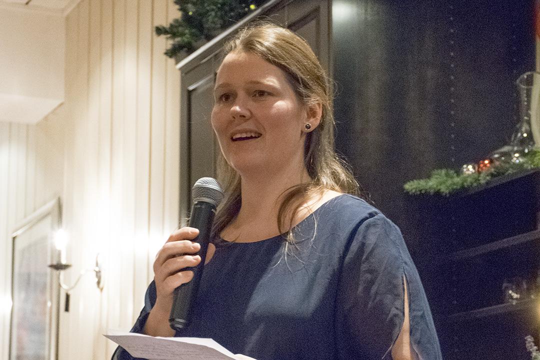 Frøydis Haugen, Hordaland Bondelag
