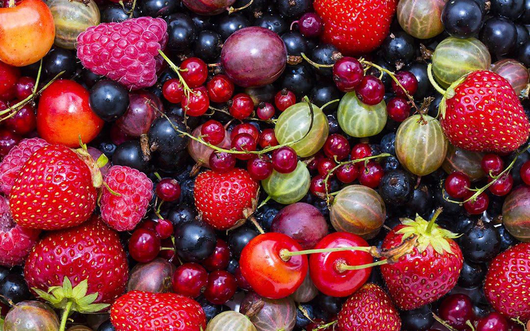 Grunn til uro for frukt og bær i vest