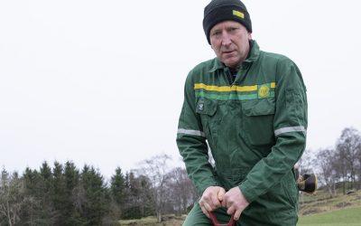 Finnøy: Fulldyrka blei overflatedyrka