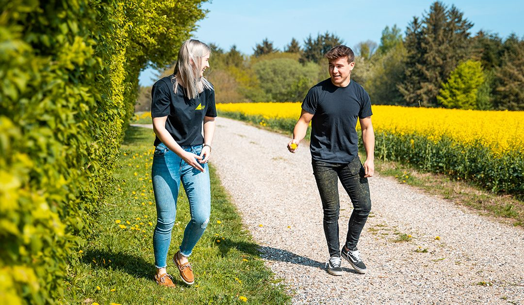 Danske landbrukselever ønsker praksis i Norge