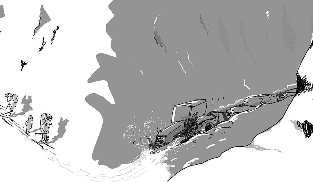 Veirett til hytta –reguleringsplan og vinterbrøyting