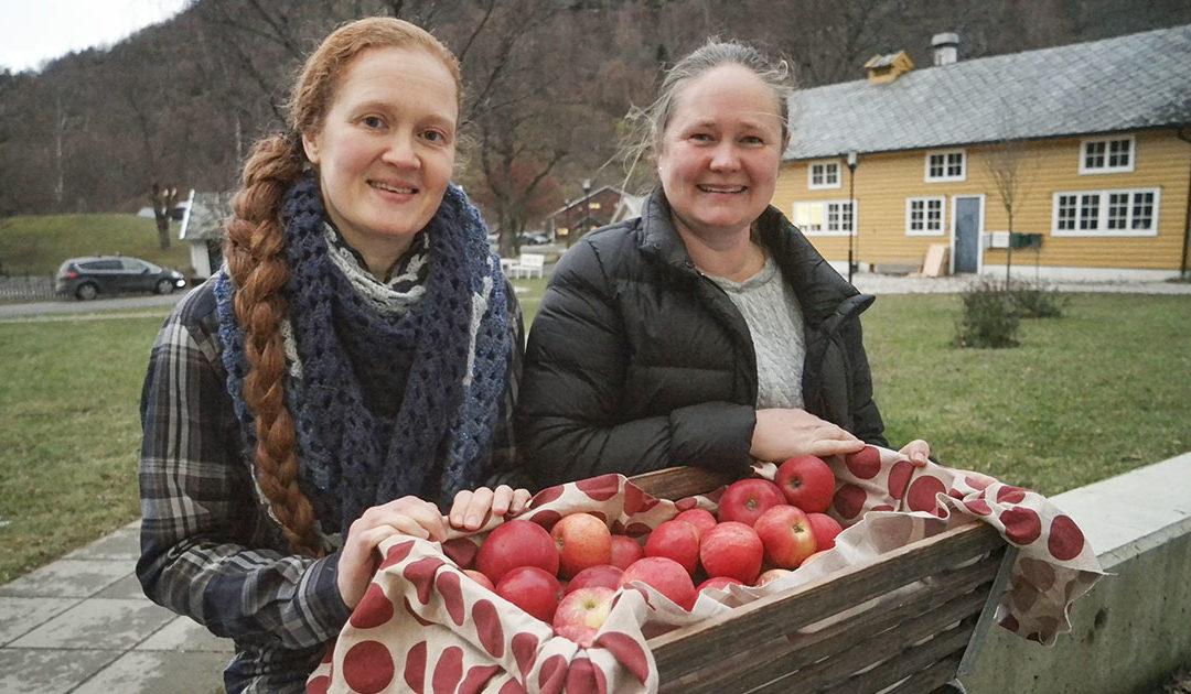 Vil styrkja bynære gardar med frukt og bær