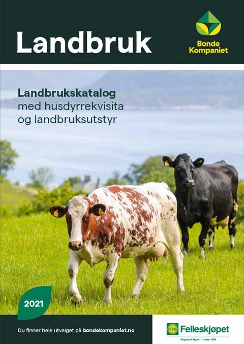 BV1121 – Landbrukskatalogen 2021