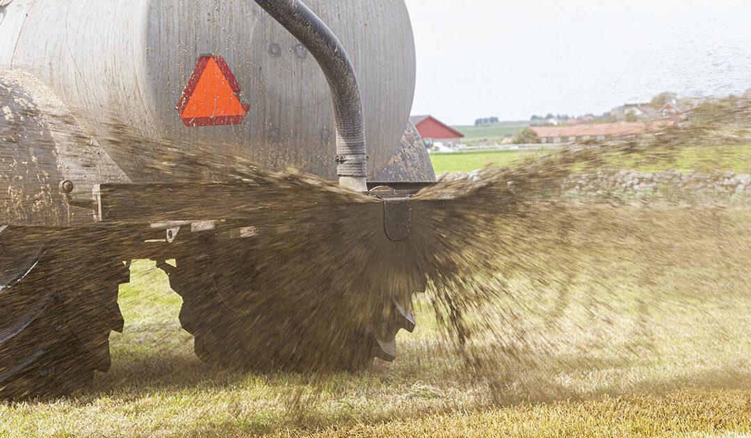 For dyrt med biogass?